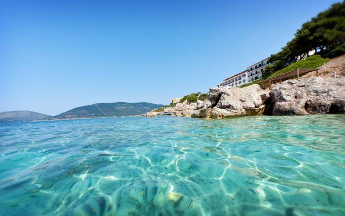 Италия-пляж
