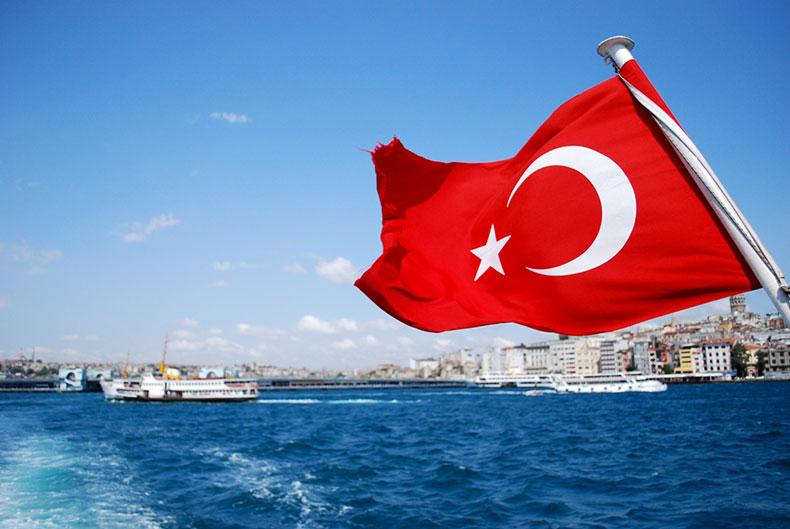 Турция из Винницы